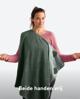 Image de 'Towel capde bain 75x75 green'